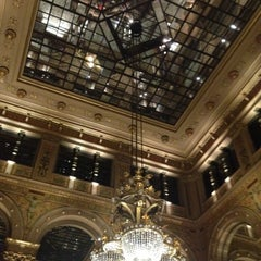 Photo taken at Hotel Concorde Opéra Paris by Fabrizia on 4/25/2012