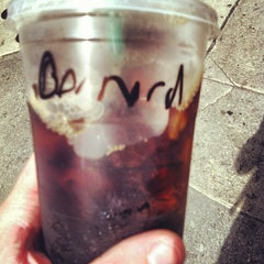 Photo taken at Starbucks by Andy O. on 7/31/2012