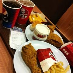 Photo taken at KFC by Alif A. on 3/16/2012