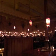 Photo taken at Toulouse Petit Kitchen & Lounge by James A. on 5/24/2012