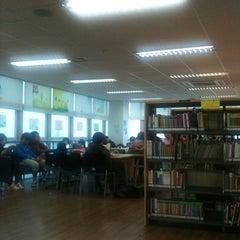 Photo taken at 증산정보도서관 by Sungjoo L. on 4/22/2012