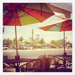 Photo taken at Zoës Kitchen by Marie H. on 6/16/2012