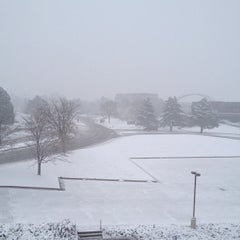 Photo taken at DoubleTree by Hilton Hotel Denver Tech Center by Mike M. on 4/3/2012