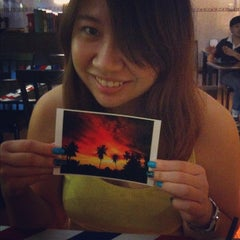 Photo taken at Post Cafe by Emily C. on 7/3/2012