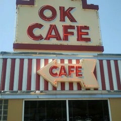 Photo taken at OK Cafe by Jacques B. on 5/5/2012