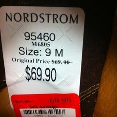 Photo taken at Nordstrom Rack Liberty Tree Mall by Karen R. on 9/1/2012
