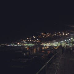 Photo taken at Lungomare di Napoli by Nunzio on 8/1/2012