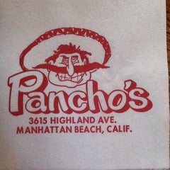 Photo taken at Pancho's Restaurant by Brian H. on 4/28/2012