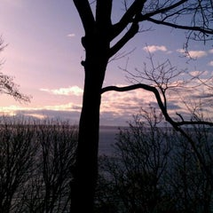 Photo taken at Carkeek Park by Josh O. on 3/4/2012