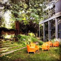 Photo taken at Fondation Cartier pour l'Art Contemporain by Pauline J. on 7/14/2012