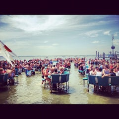 Photo taken at Seacrets by Yaw E. on 7/13/2012