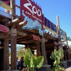 Photo taken at Columbus Zoo & Aquarium by Erica D. on 8/7/2012