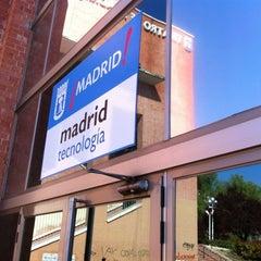 Photo taken at Aula Madrid Tecnología de La Vaguada by Miguel A. on 3/27/2012
