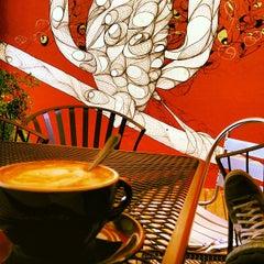 Photo taken at Hacienda San Pedro Coffee Shop by Jorge R. on 8/2/2012