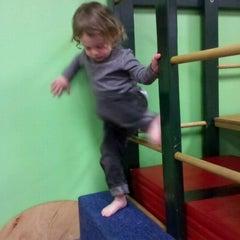 Photo taken at My Gym Valencia by allison b. on 2/26/2012