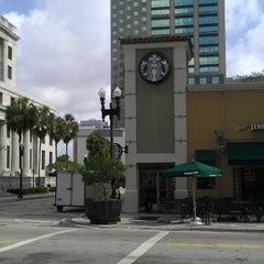 Photo taken at Starbucks by George G. on 7/7/2012