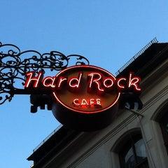 Photo taken at Hard Rock Cafe Munich by Alex on 6/26/2012