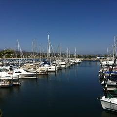 Photo taken at Marina Riviera Nayarit by Diego B. on 4/16/2012