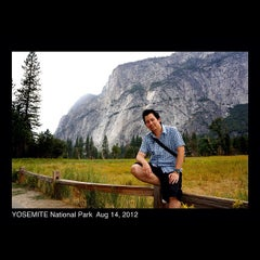 Photo taken at Yosemite Sierra Visitors Bureau by Wasu R. on 8/15/2012