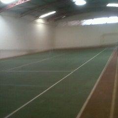 Photo taken at Estilo Livre Fitness Center by Bernardo G. on 7/17/2012