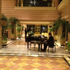 Photo taken at Hotel InterContinental Buenos Aires by Guilhem A. on 4/23/2012