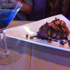 Photo taken at Blue Flame BBQ by Lucy V. on 6/20/2012