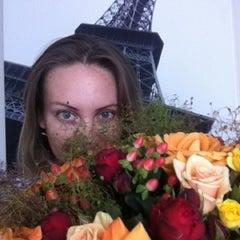 Photo taken at Rue de la Croix Nivert by Anya N. on 6/23/2012