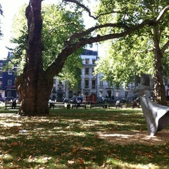 Photo taken at Berkeley Square by Ty K. on 9/7/2012