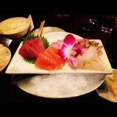 Photo taken at Kanpai Japanese Sushi Bar & Grill by Mrinabh D. on 9/7/2012