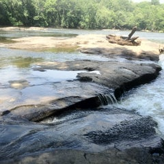 Photo taken at Raven Rock State Park by Robert H. on 6/9/2012