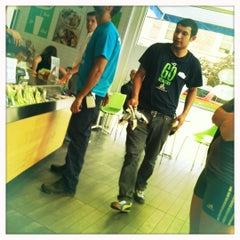 Photo taken at Energy Kitchen by Rob M. on 7/13/2012