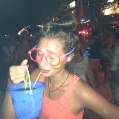 Photo taken at Full Moon Party by Екатерина Л. on 7/3/2012