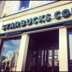 Photo taken at Starbucks by Luke T. on 4/30/2012