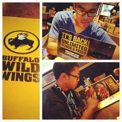 Photo taken at Buffalo Wild Wings by Crisfinmichael D. on 8/29/2012
