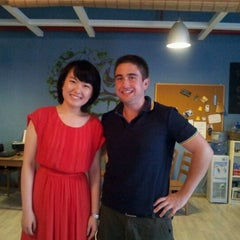 Photo taken at ChaiHuo 柴火 Hackerspace by Michael M. on 5/28/2012