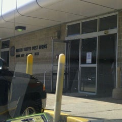 Photo taken at US Post Office by Ruben C. on 6/16/2012