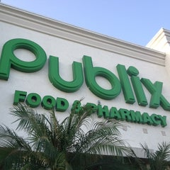 Photo taken at Publix by Rory C. on 7/19/2012