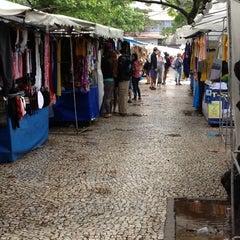 Foto tirada no(a) Praça General Osório por César Rodrigues em 7/8/2012
