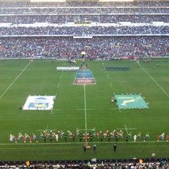 Foto tirada no(a) Newlands Rugby Stadium por Pierre Z. em 8/18/2012
