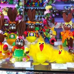 Photo taken at Teuscher Chocolates & Cafe by Tia on 3/24/2012