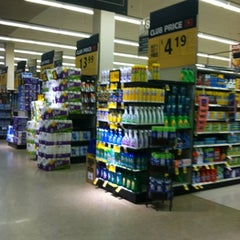 Photo taken at Safeway by Calvin on 7/30/2012