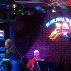 Photo taken at Blue Jean Blues Jazz Club by Broward Roads R. on 7/23/2012