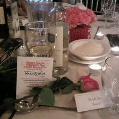 Photo taken at Le Parc Banquet Hall by Michelle D. on 2/12/2012