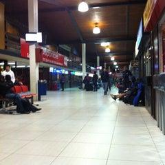 Photo taken at Terminal de Buses Collao by Rigo D. on 3/11/2012