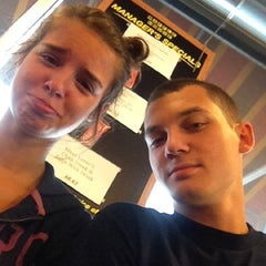 Photo taken at Waffle House by Anthony P. on 8/11/2012