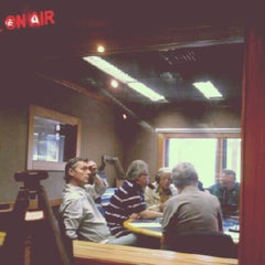 Photo taken at Rádio Gaúcha by Hayan C. on 8/16/2012