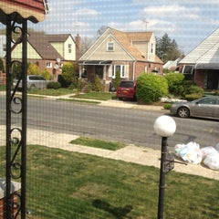 Photo taken at Cambria Heights, NY by Phillip B. on 4/15/2012