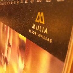 Photo taken at Hotel Mulia Senayan, Jakarta by Tikka A. on 8/24/2012