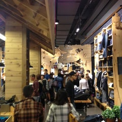 Photo taken at Levi's Store by Sam D. on 3/14/2012