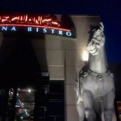 Photo taken at P.F. Chang's by Julian S. on 4/6/2012